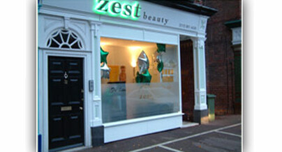Zest Beauty Salon